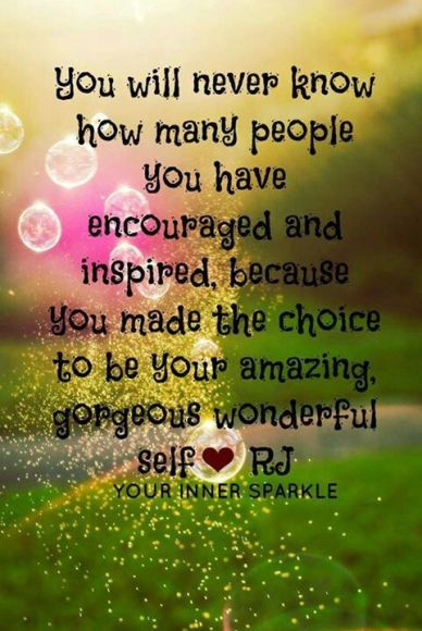 Your inner sparkle
